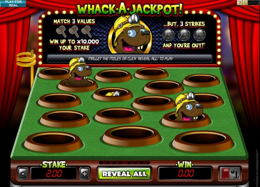 Whack a Jackpot (Whack a Jackpot) from category Other (Arcade)