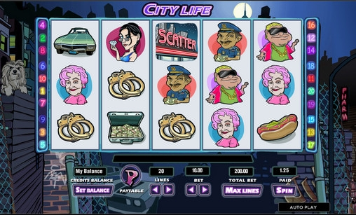 City Life (City Life) from category Slots