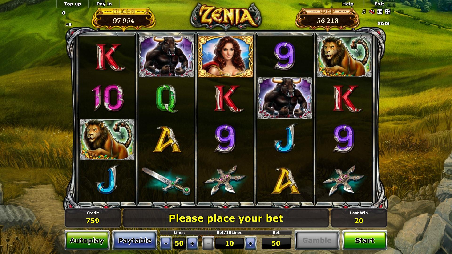 Spiele Hero War - Video Slots Online