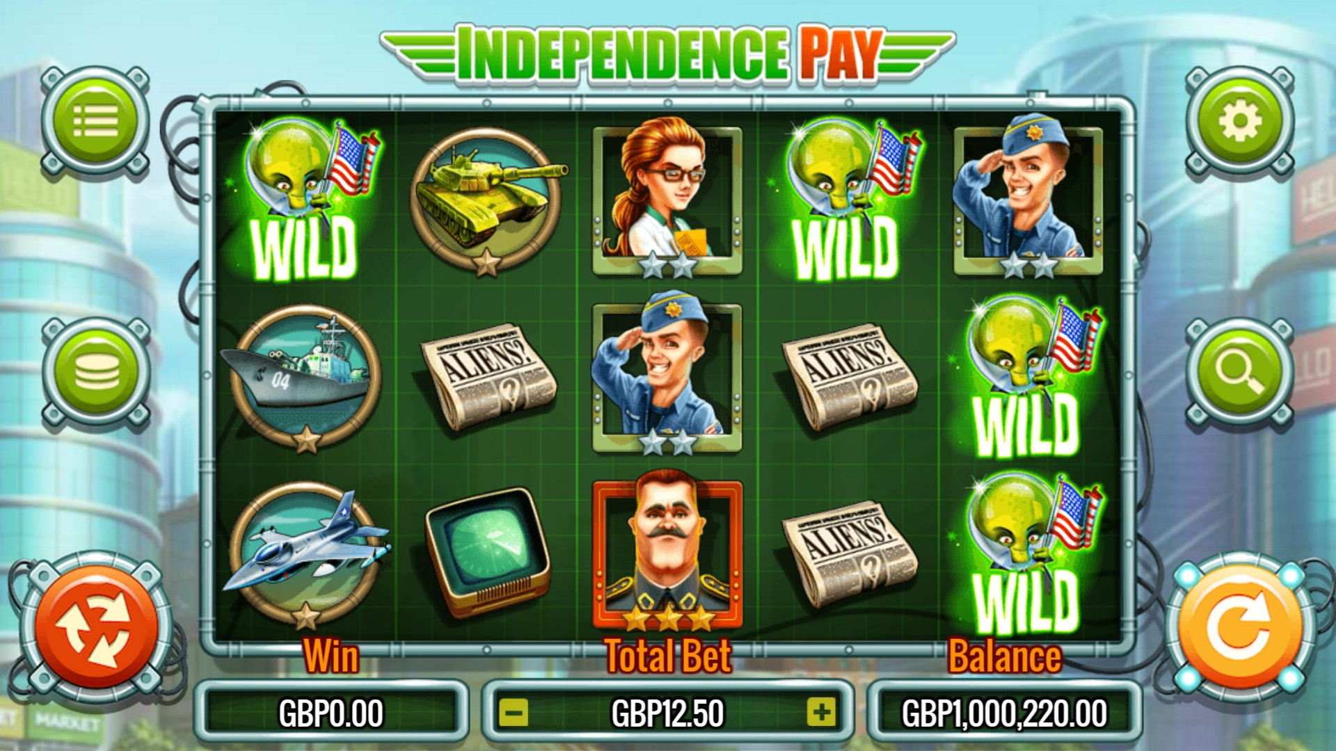 Independence Pay (Independence Pay) from category Slots