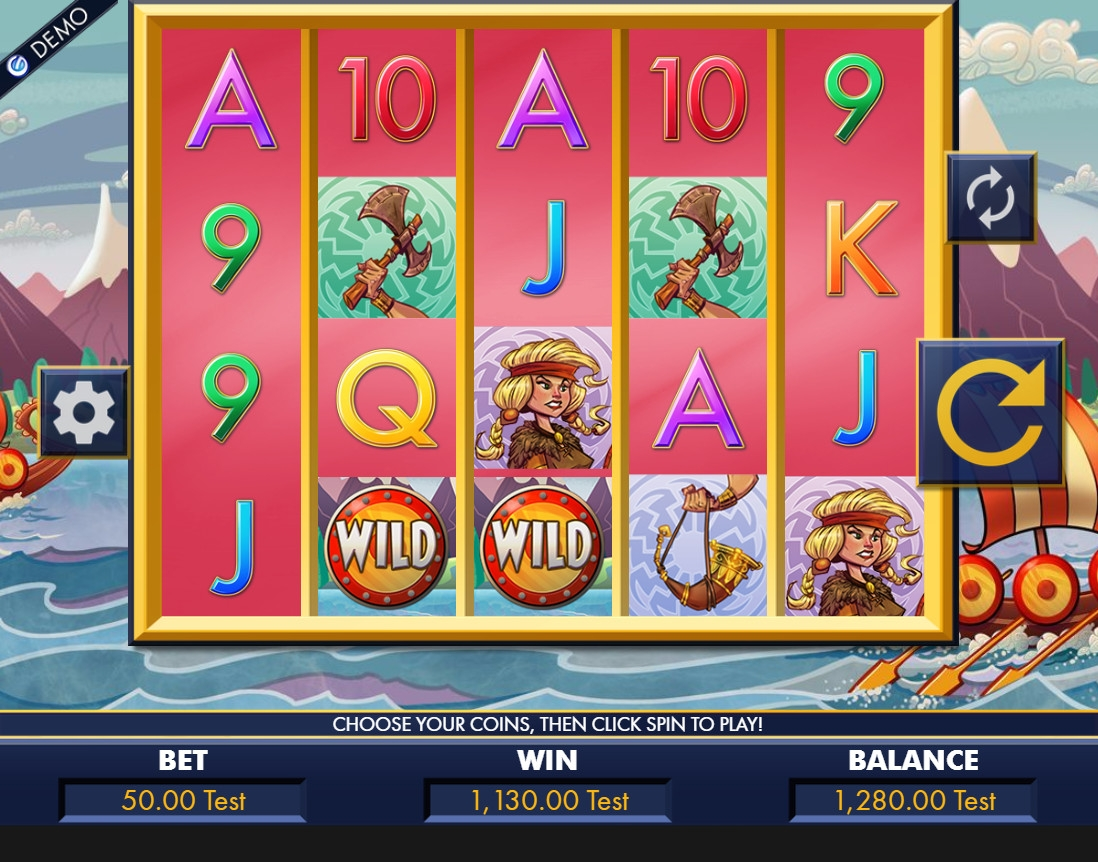 Spiele Vikings (Genesis) - Video Slots Online