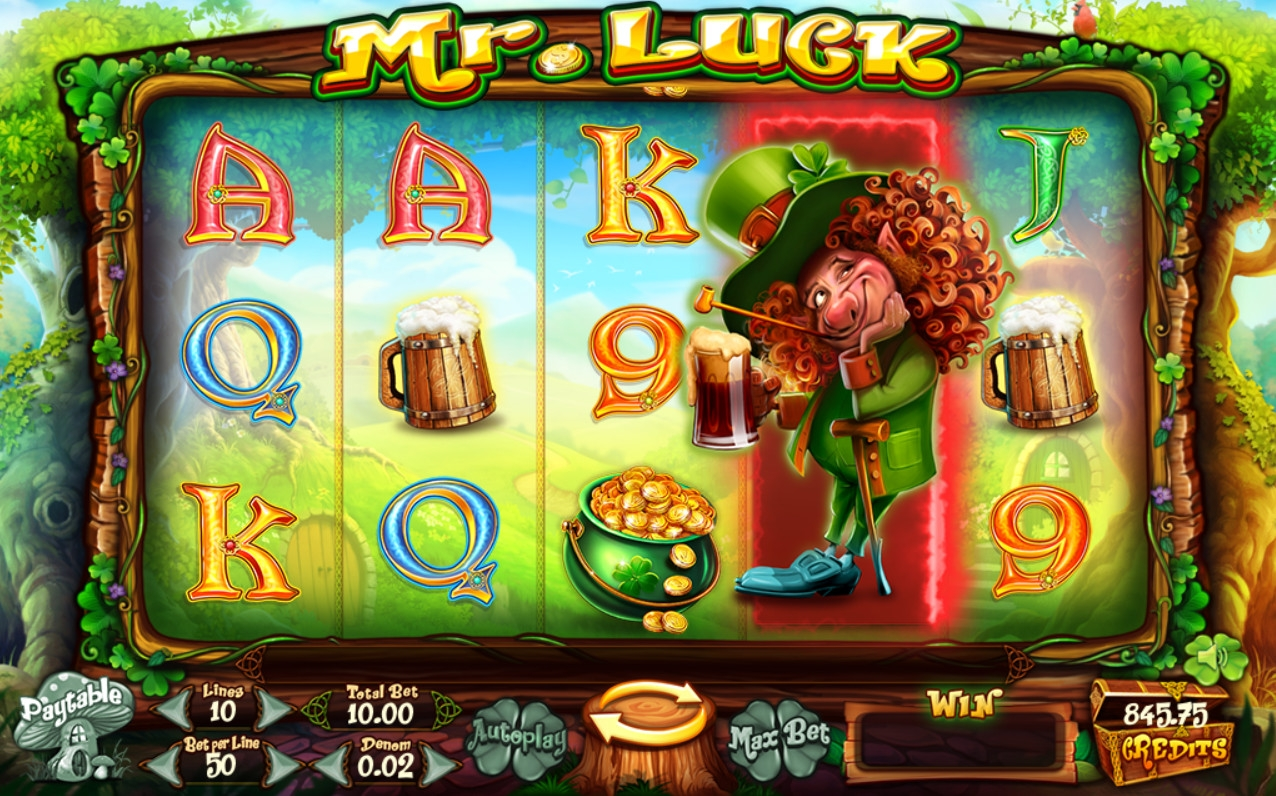 Mr. Luck (Mr. Luck) from category Slots