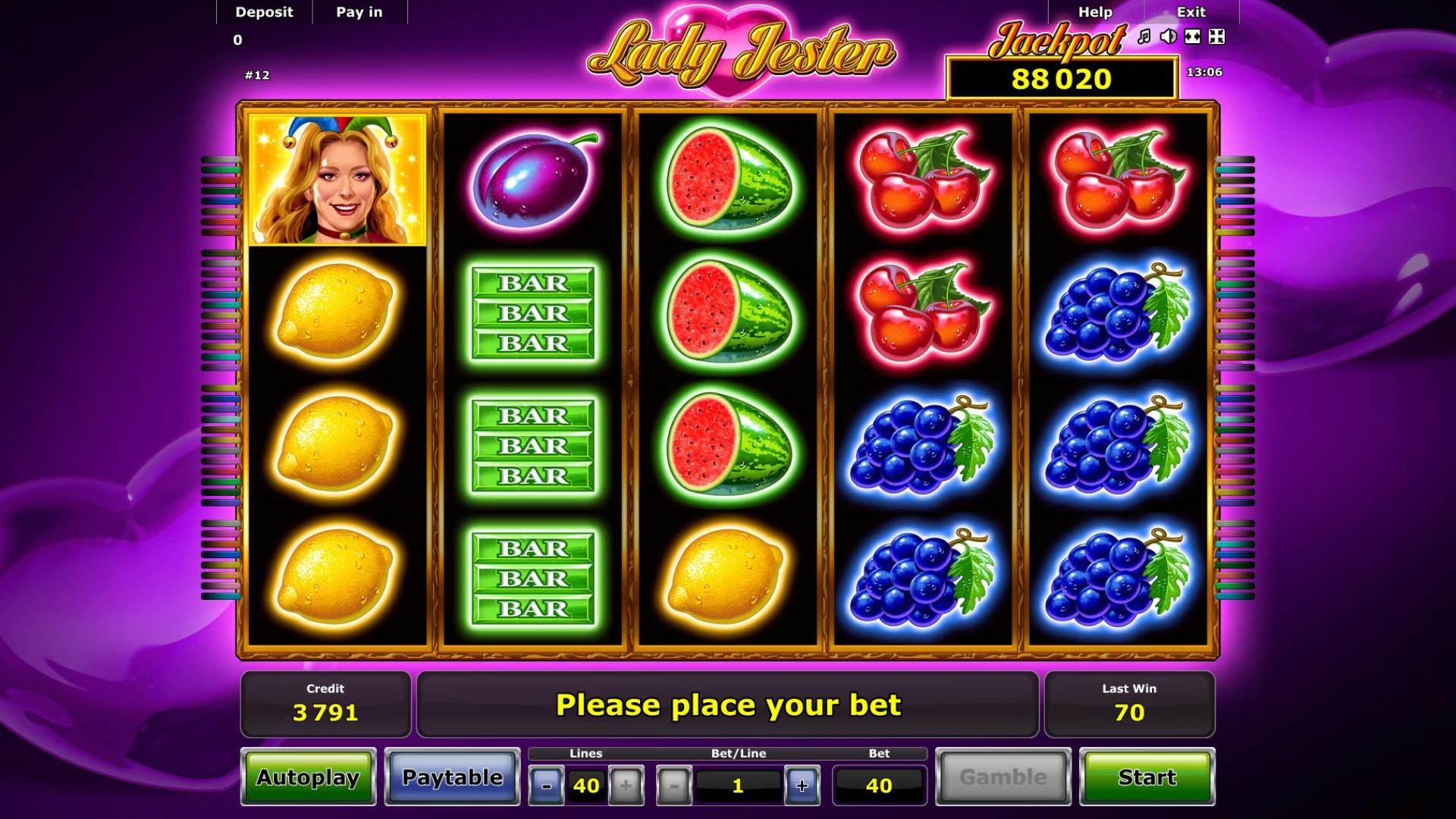 Spiele Lady Jester - Video Slots Online
