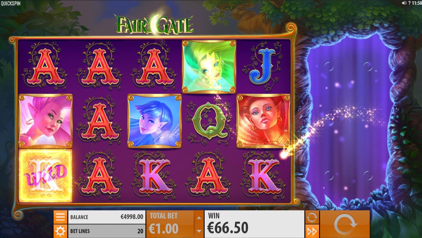 Fairy Gate No Download Slot Machine