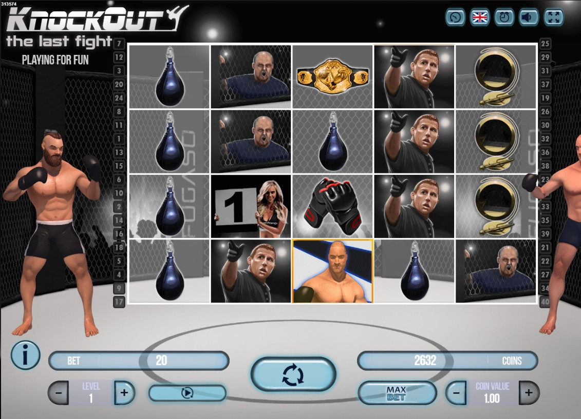 Knockout: The Last Fight (Knockout: The Last Fight) from category Slots