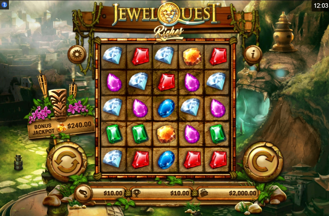 Spiele Jewel Quest Riches - Video Slots Online