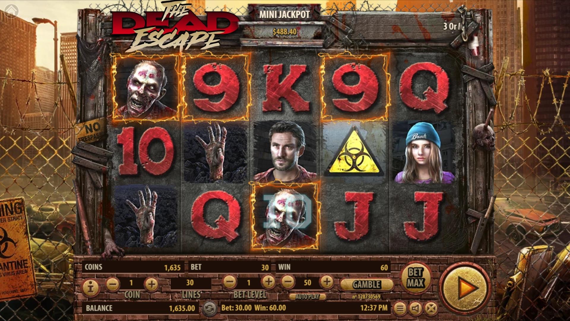Spiele The Dead Escape - Video Slots Online