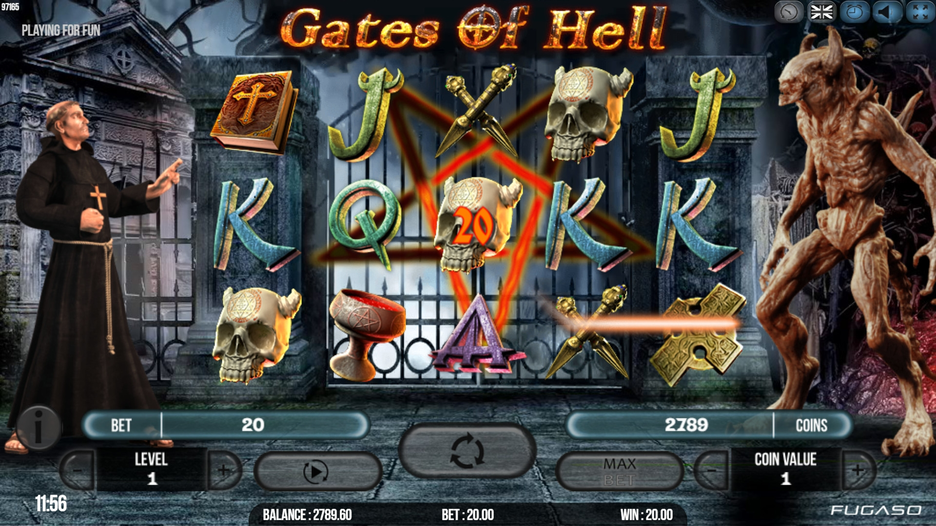 Gates of Hell (Gates of Hell) from category Slots