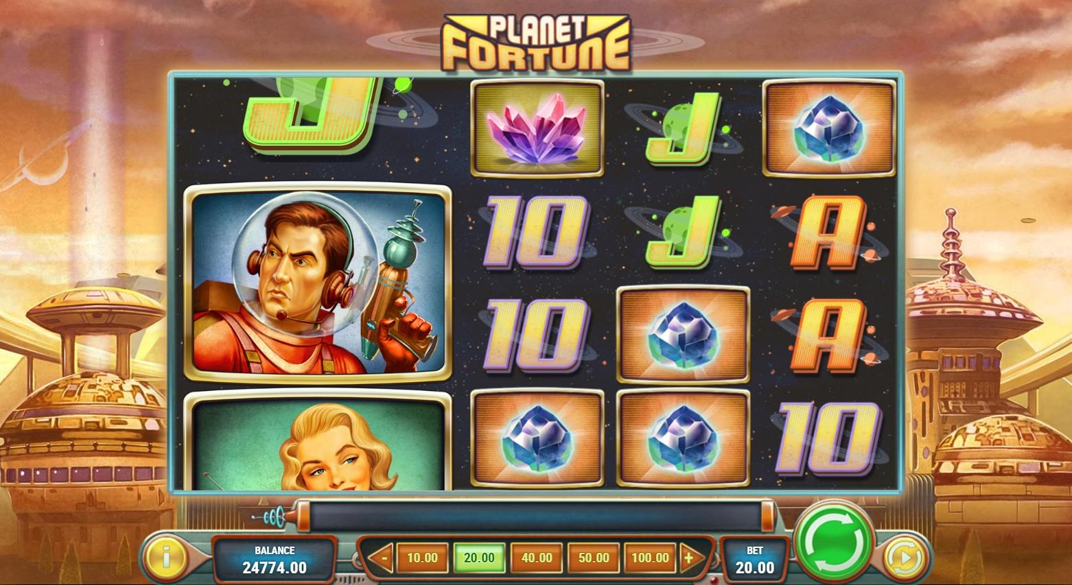 казино планет фортуны