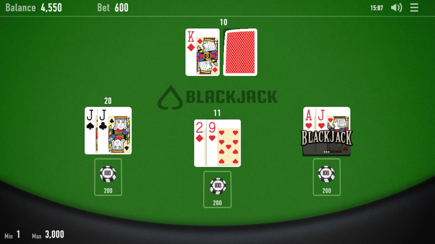 Blackjack (Blackjack) from category Blackjack
