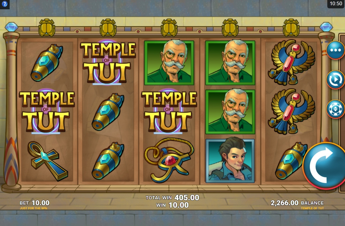 Temple of Tut (Temple of Tut) from category Slots