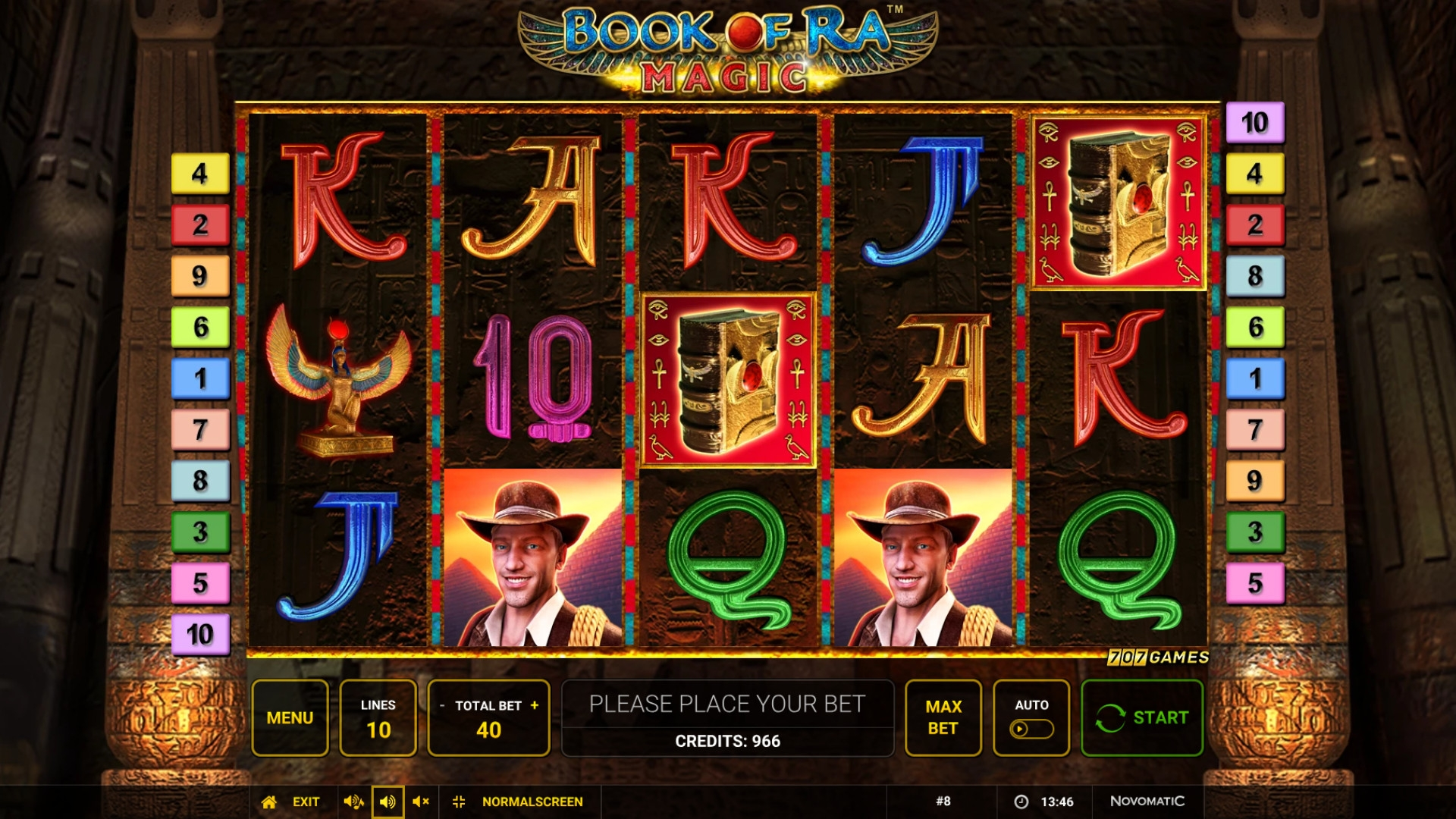 Book Of Ra Free Play 9 Lines