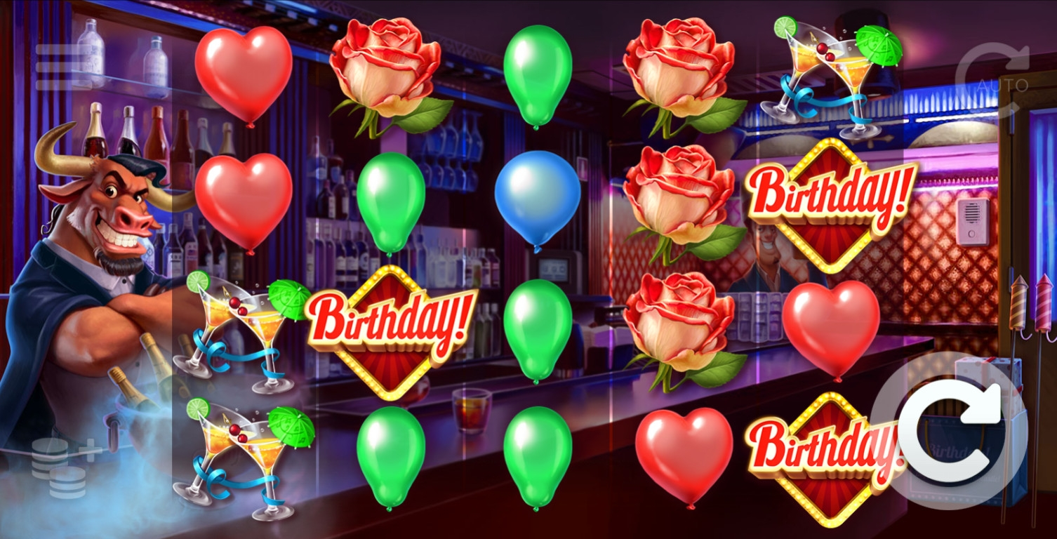 Birthday (Birthday) from category Slots