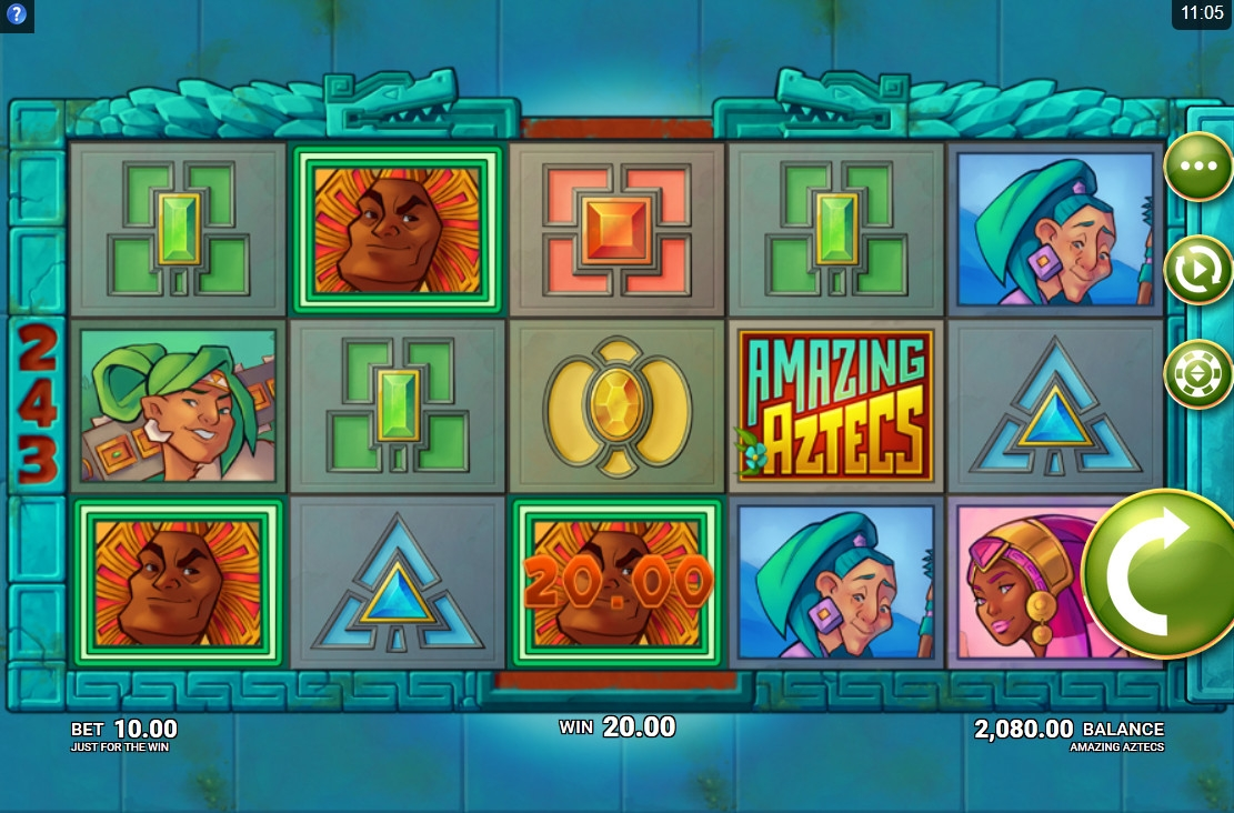 Amazing Aztecs (Amazing Aztecs) from category Slots