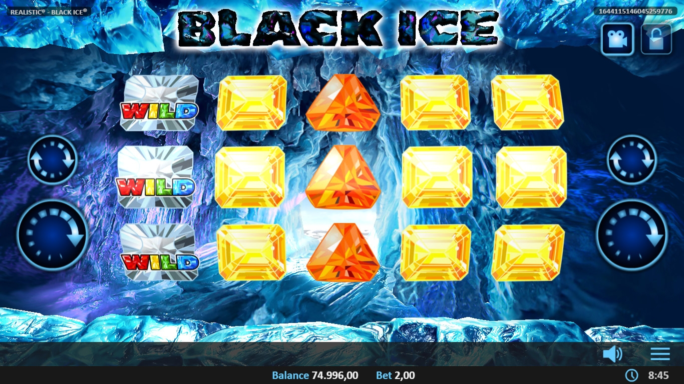 Black Ice (Black Ice) from category Slots