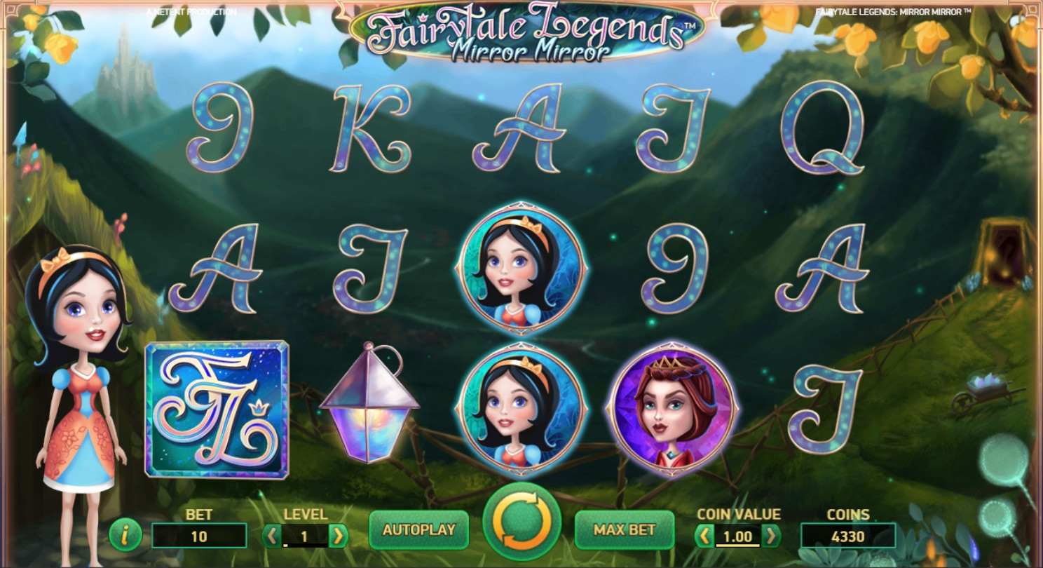 Fairytale Legends: Mirror Mirror (Fairytale Legends: Mirror Mirror) from category Slots