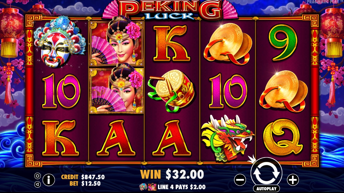 Peking Luck (Peking Luck) from category Slots