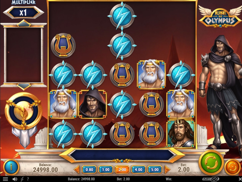 Rise of Olympus (Rise of Olympus) from category Slots
