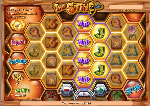 The Sting (The Sting) from category Slots