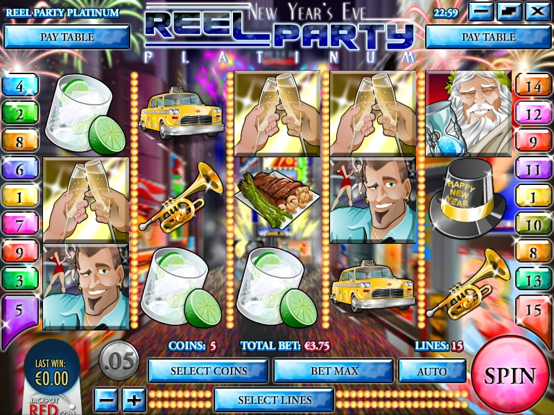 Reel Party Platinum (Reel Party Platinum) from category Slots